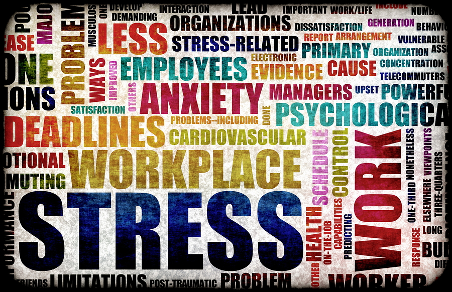 ARE YOU FEELING STRESSED OUT!